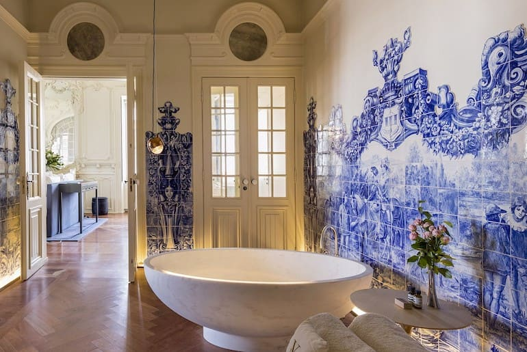 The 10 Most Beautiful Hotels in Lisbon, Portugal