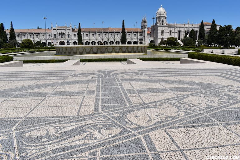 Jerónimos, Lisbon