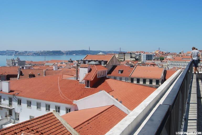 Miradouro do Chão do Loureiro, Lisboa