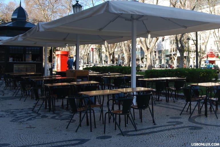 Quiosque Ribadouro, Lisboa