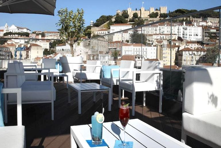 Rooftop Bar, Lisboa