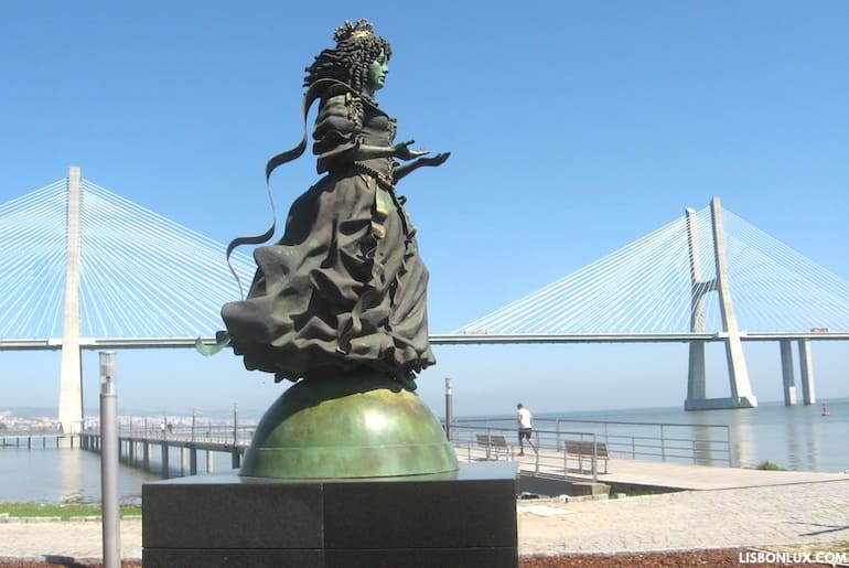 The 25 Best Works of Contemporary Architecture and Public Art in Parque das  Nações, Lisbon